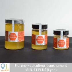 Miel de Lavande - récolté sur le plateau de Grignan
