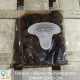 Sachet de champignons natures stérilisés en lamelles (300g égouttés)