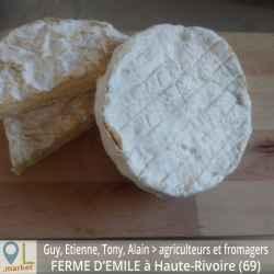 """""""Colou"""" fromage type mont d'or au lait de vache (300 g environ)"""