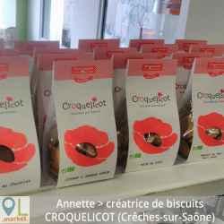 Biscuits sucrés BIO (sachet de 130 g)