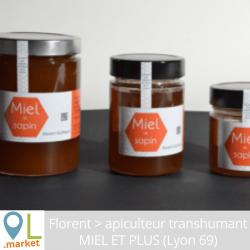 Miel de sapin - miel de France