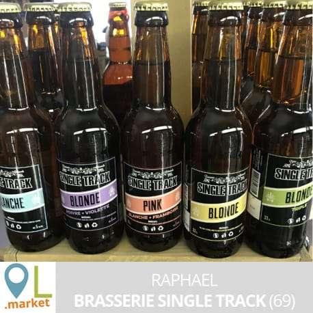 Bières Single Track 33
