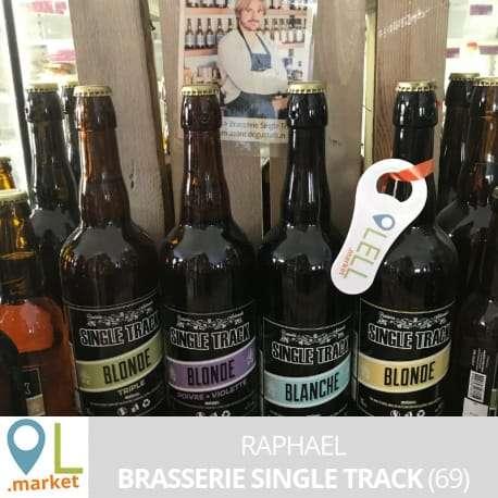 Bières SINGLE TRACK (75Cl)
