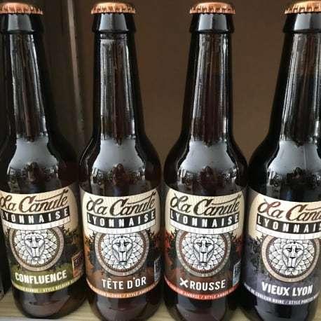Bières classiques La Canute Lyonnaise (75Cl)