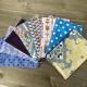 Lingette lavable en tissu