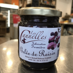 Gelée de raisin (200 GR)