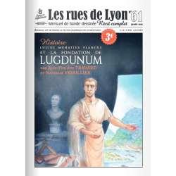 #61 - Histoire Lucius Munatius Plancus et la fondation de LUGDUNUM