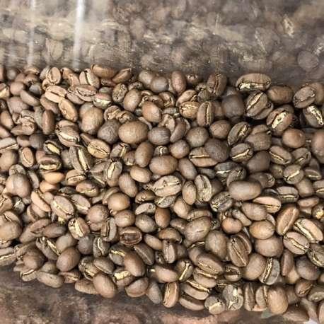 Café BIO en VRAC équitable torréfié localement (100 GR)
