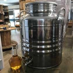 Huile de Colza BIO en VRAC (Prix au litre)