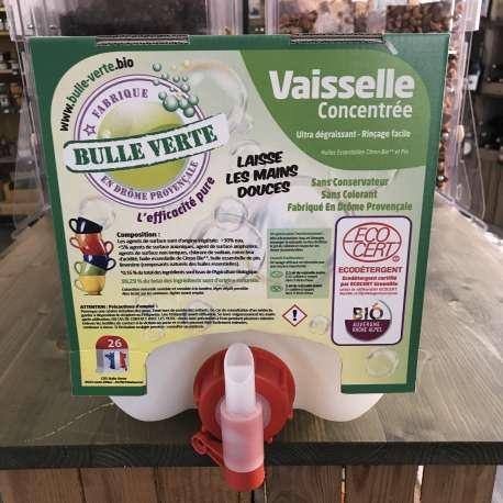 Liquide Vaisselle Mains en VRAC (100 ML)