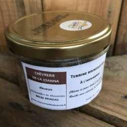 Terrine Brindasienne à l'Armagnac (180 g)