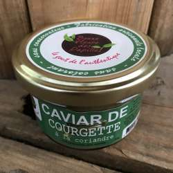 Caviar de courgette à la coriandre (85 g)