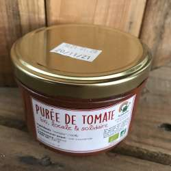 Purée de tomate BIO (230 GR)
