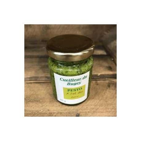 Pesto aux plantes arômatiques fraîches (25 cl)