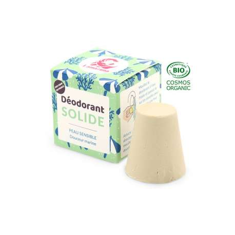 Déodorant solide peau sensible