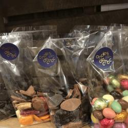 Fritures en chocolat de Pâques (sachet 250 gr)