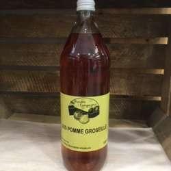 Jus de Pomme Groseille (1 litre)