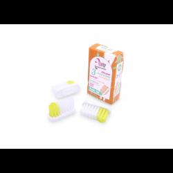 Recharges tête de brosse à dents souples