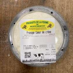 Coeur de crème frais (env. 300 GR)