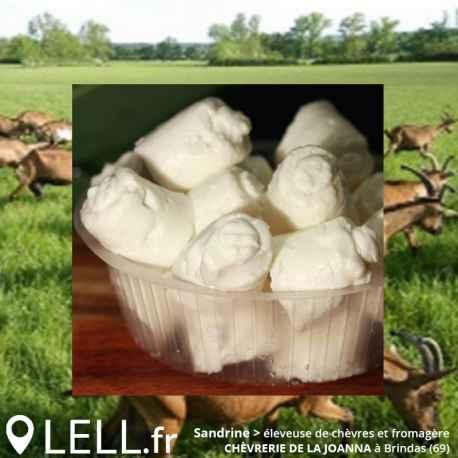 Bouchons apéritif de chèvre au miel