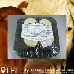 Rigottes sèches de vache (4 x 30g)