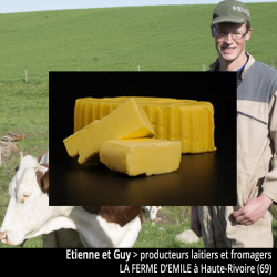 Beurre doux ou salé (Environ 250 g)